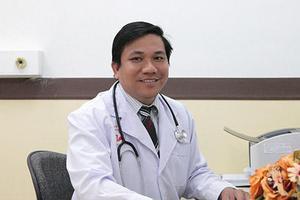 Bác sĩ CKI Nguyễn Hữu Dự