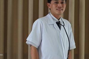Bác sĩ Dương Minh Nhựt