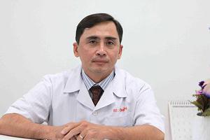 Bác sĩ CKI Trầm Hoàng Chiến