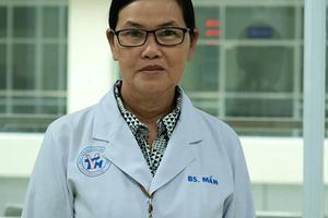 Bác sĩ Huỳnh Thanh Mẫn