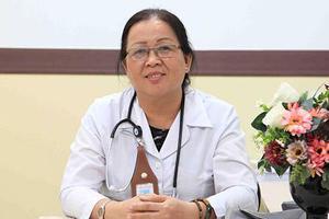 Bác sĩ CKI Trịnh Hồng Vân