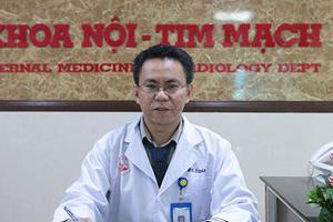 Bác sĩ CKII Mạc Phước Toàn
