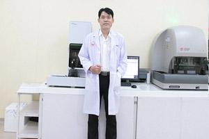 Bác sĩ CKI Chung Bá Huy
