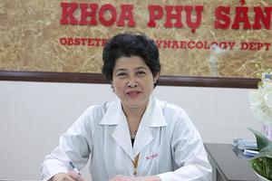 Bác sĩ CKI Nguyễn Thị Thanh Thủy