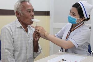 Bệnh phổi tắc nghẽn mãn tính