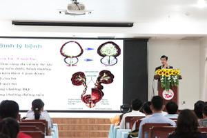 Hội thảo niệu học tại Bệnh viện Đa Khoa Thanh Vũ Medic Bạc Liêu