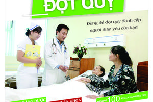Tầm Soát Đột Quỵ Miễn Phí Tại Phòng Khám Đa Khoa Thanh Vũ Medic Cà Mau