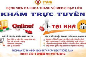 Khám bệnh trực tuyến online tại nhà - tiện ích, an toàn cho người bệnh