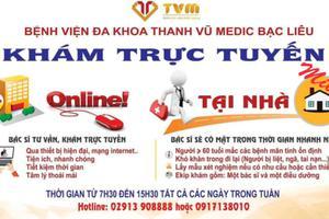 Thông báo: Miễn phí khám bệnh online