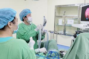 Bạc Liêu: Xẻ hẹp niệu đạo thành công trên bệnh nhân hẹp niệu đạo do chấn thương